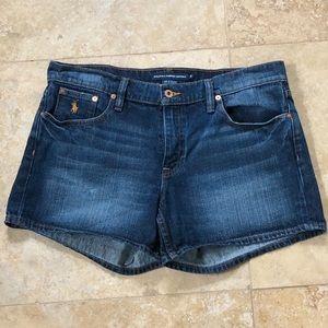 Ralph Lauren Sport Denim Shorts